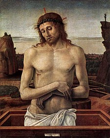 'Extreme Humility'  (Bellini, 15th c.)