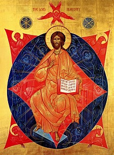 The Lord Almighty (the Cosmic Christ)