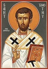 St Timothy