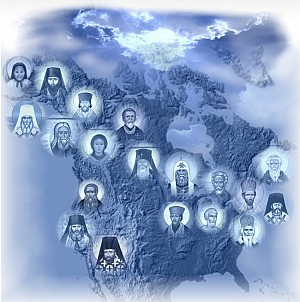 All Saints of North America, pray to God for us!