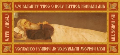 Repose of St Herman
