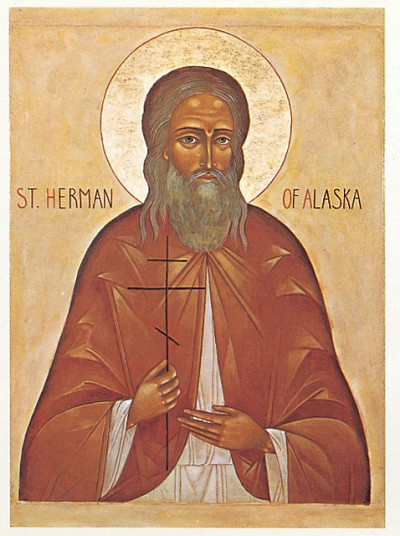 The SVS Icon of St Herman
