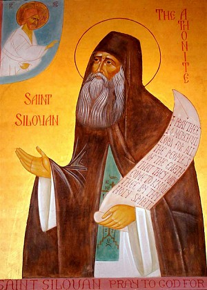 St Silouan the Athonite (Sept 24)