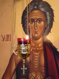 St Mary of Egypt - The Fifth Sunday