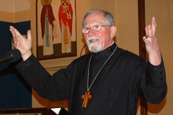 Explore more of Fr Hopko's talks on Ancient Faith Radio