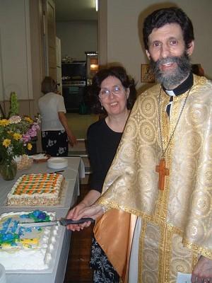 Fr Steven & Presvytera Deborah