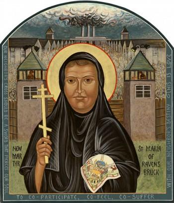 St Maria of Paris & Ravensbruck (July 20)