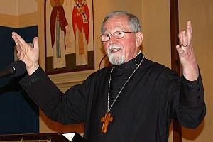 Fr Thomas Hopko, 2010