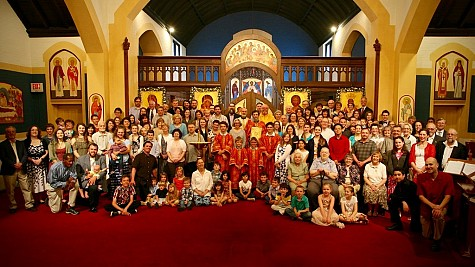 Our Parish Family, 2017!