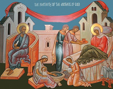 Nativity of the Theotokos, Sept 8