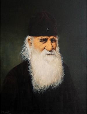 St Justin Popovich